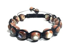 Ebony Wood Bracelet