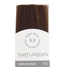 Naturigin Organik İçerikli Saç Boyası Koyu Sarı 5.3 http://www.bioorganik.com.tr/