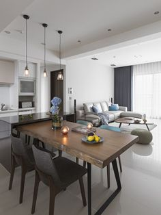 Fresh and elegant residential in Taiwan by HOZO interior design 11