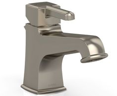 TOTO TL221SD#BN Connelly Single-Handle Lavatory Faucet | Brushed Nickel