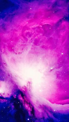 Purple pink Galaxy wallpaper