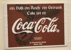 Es ist eine Tatsache, dass der Softdrink-Gigant aus Atlanta, Georgia, während seiner Regierungszeit von 1933 bis 1945 mit dem Nazi-Regime kollaborierte und unzählige Millionen an in Flaschen abgefü…