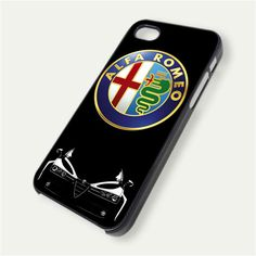 Alfa Romeo Flag iPhone 5 Case Cover FREE SHIPPING