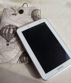 Funda para tablet (Samsung Galaxy Tab 2 7.0) | Carolina Sorel