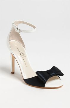 Ivanka Trump 'Phallon' Sandal available at Nordstrom Pretty Shoes, Beautiful Shoes, Cute Shoes, Me Too Shoes, Wedding Dress, Wedding Shoes, Red Wedding, Bridal Shoes, Anne Klein