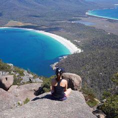 Hiking Mt Amos was definitely worth it to see this amazing view! Highly recommend it if you travel to Tasmania  #travel #traveling #traveldiary #tasmania #discovertasmania #wineglassbay #mtamos #beach #thatview #explore #instatravel #lbloggerau #lblogger #bblogger #bblogerau #travelblogger #travelgram #itsthattimefor
