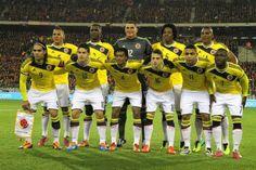 Equipo de Colombia