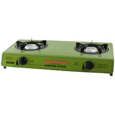@Overstock.com - Buffalo Tools Dual-burner Gas Stove - Easily cook a hot breakfast and satisfying dinner at the campsite, hunting lodge, or while tailgating with the Sportsman Series Double Burner Camping Stove. The steel construction with cast iron burners makes this stove lightweight and portable.  http://www.overstock.com/Sports-Toys/Buffalo-Tools-Dual-burner-Gas-Stove/6091880/product.html?CID=214117 $34.99