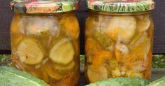 Co roku przygotowuje wiele przetworów. Mam swoje sprawdzone przepisy, które obowiązkowo robię co roku. Ale czasem sięgam po coś nowego, co d... Tasty, Yummy Food, 20 Min, Pickles, Cucumber, Salads, Curry, Restaurant, Canning
