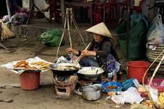 Eating street food in Nha Trang, Vietnam: http://www.ytravelblog.com/the-real-reason-you-should-eat-street-food/