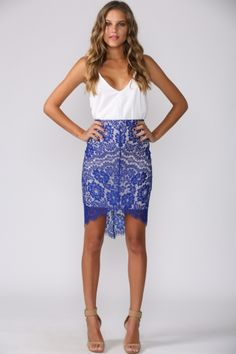 I am so so so in love with this skirt!