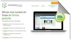 CourseSites, excelente opción para crear y organizar cursos online