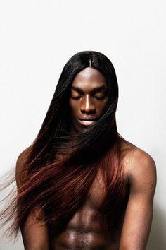 ... FULL ARTICLE @ http://www.africanamericanhairstylestrend.com/black-bridal-hairstyles-long-hair/black-bridal-hairstyles-for-long-hair-0014/