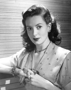 Deborah Kerr, London, 1948