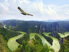 The most beautiful pictures of Serbia (21 photos) - Uvac