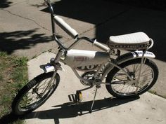 And this was the second...1976 Bicentennial Huffy...Loved..hahaha