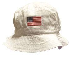 """Old Glory"" Bucket Hat Boyfriend Gift for Christmas"