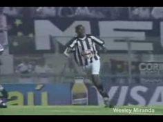 As cinco vitórias do Santos contra o Corinthians em 2002!