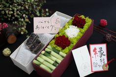 『豆園×劇的花屋 2014 母の日FlowerGift』 Mother's Day Flower Gift!
