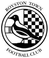 ROYSTON TOWN  FC     -  ROYSTON  - herthfordshire-