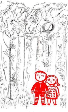 Madeleine Gekiere (Hansel & Gretel),via 30.media.tumblr.com