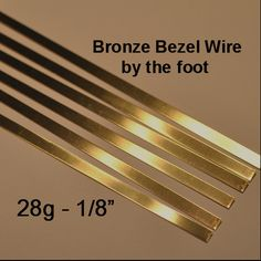 Items similar to 28 g BRONZE Bezel Wire Strip inch width by the foot - Dead Soft Temper on Etsy Ceiling Design Living Room, Home Room Design, Living Room Designs, Door Design Interior, Interior Decorating, Black And Gold Bathroom, Wall Panel Design, Decoration Chic, Luxurious Bedrooms