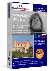 Slowakisch Lernen Aufbauwortschatz Sprachkurs - Sprachelernen24