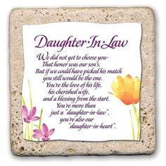 Best Birthday Quotes Funny For Him Mom 63 Ideas Daughter In Law Quotes, Birthday Daughter In Law, Birthday Greetings For Daughter, Daughter In Law Gifts, Future Daughter, Daughters, Husband Birthday, Birthday Quotes Funny For Him, Birthday Verses