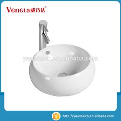 Latest modern design stone vanity wall hung bathroom washing basin