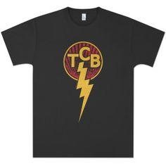 Elvis TCB Circle T-Shirt