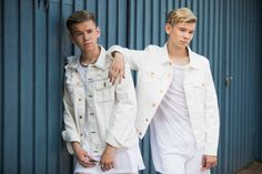 Pop singers Marcus & Martinus pose for a portrait session before honouring Crown Princess Victoria on the ocassion of her birthday at Victoriagarden on July 2017 in Borgholm, Sweden. Get premium, high resolution news photos at Getty Images Instagram 2017, Creative Video, Princess Victoria, Pop Singers, Stock Pictures, Portrait, Image Collection, Image Now, Royalty Free Photos