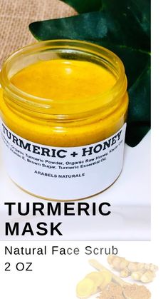 Tumeric Face Mask - Turmeric Honey Exfoliating Mask - Health and Wellness Baking Soda For Hair, Baking Soda Shampoo, Baking Soda Uses, Dry Shampoo, Honey Shampoo, Clarifying Shampoo, Natural Shampoo, Homemade Shampoo, Face Scrub Homemade