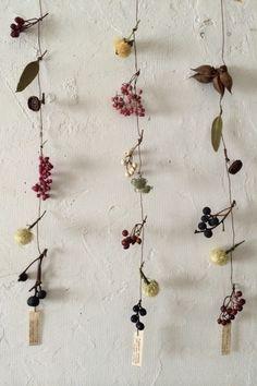 花と木の実 モービル ロングの画像3枚目