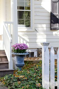 The Gorgeous Colors of Fall - Town & Country Living
