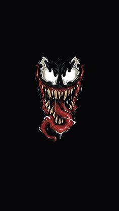 Get New Marvel Wallpaper for iPhone 11 Pro Today Marvel Comics, Venom Comics, Marvel Venom, Marvel Villains, Marvel Characters, Marvel Heroes, Marvel Avengers, Marvel Cartoons, Venom Art