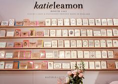 National Stationery Show #fresh: Katie Leamon / Oh So Beautiful Paper
