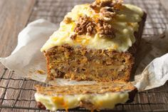 For a real crowd favourite try Curtis Stone& sensational carrot cake with cream cheese frosting. Delicious Cake Recipes, Yummy Cakes, Dessert Recipes, Desserts, Big Cakes, Just Cakes, Cake With Cream Cheese, Cream Cheese Frosting, Healthy Carrot Cakes