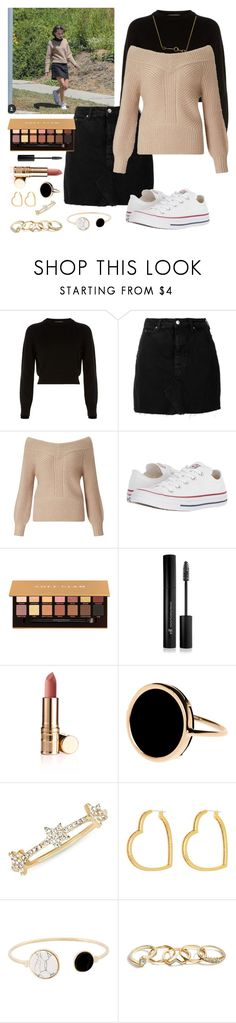 """""""My queen (Millie Bobby Brown) I love you so much you are so cute and beautiful!!💘💘"""" by sadmil ❤ liked on Polyvore featuring beauty, Helmut Lang, IRO, Miss Selfridge, Converse, Anastasia Beverly Hills, Forever 21, Ginette NY, EF Collection and Henri Bendel"""