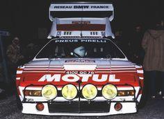 therallyblog: BMW M1