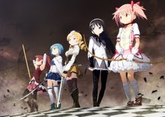 Puella Magi Madoka Magica-- Which would you choose: Saving the universe or saving your soul?