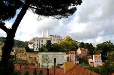 Sintra: A Land of Majesty and Romance - travelmag.com Dec3, 2014  by Annabella Biziou Van Pol  Sintra, Portugal (Photo: Sylvie Francis. via Flickr)