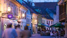 36 saatte Zagreb: Hırvatistan'ın başkenti Zagreb, adalarla dolu Adriyatik sahiline gidenlerin ilk durağı…
