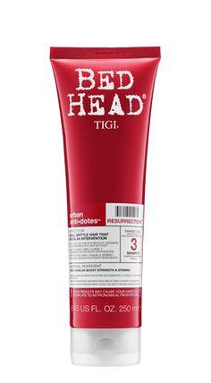 Bed Head by TIGI | Products | Wash And Care | Urban Antidotes | Resurrection Shampoo