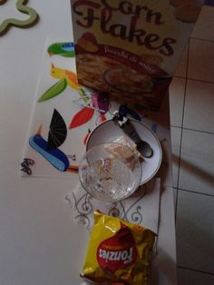 """""""MAIS"""" Fonzies (1package x 23gr 124k) & Cornflakes (1p.x20gr 80k) x lunch x 219k.. #1,30PM #alone finally #insecret #hide - slurp pranzo del giorno. #chips #oil #salt #onlyfortoday fine.  17.10 '14 lunch #only BonAppetit xp Come in- #inlovewiththat - My  pack* 1 pranzo >ore 2pm.  #accompagnamento x that plate. Yum #monoporzione #porcion ready in Less minutes: 3""""…"""