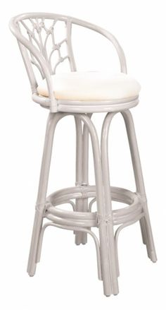 white wicker bar stools - Google Search