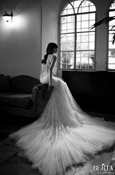 Sheath Wedding Dress : Enough drama for ya? Make sure you check out the Summer #Wedding Dress Collectio