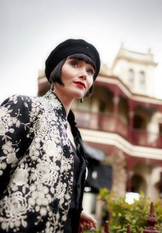 Everything Miss Fisher, The Foxy Lady Detective