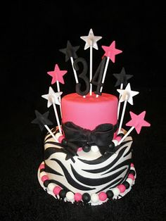I Want This Cake For My Bday Next Year Teal Instead Of Pink