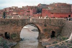Khenifra, Morocco, 1982