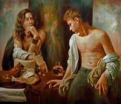 Valery Vetshteyn (1966 - …..) – Pintor Ucraniano_15